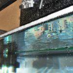 水槽の白濁りや泡立つ原因とその解消と対策方法